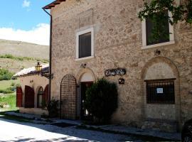 La Locanda sul Lago, hotel in Santo Stefano di Sessanio