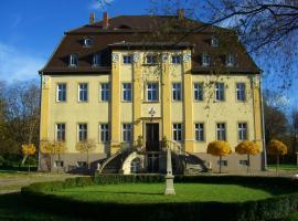 Rittergut/Gutshaus Großgestewitz, Hotel in Beuditz