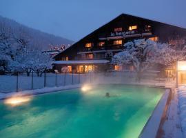 La Bergerie Authentic Hotels, hotel in Morzine