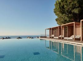 Esperos Village Blue & Spa - Adults Only, hotel romantico a Faliraki