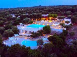 Corte Di Ferro Hotel & Wellness Resort, hotel in zona Costa Merlata, Carovigno