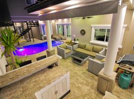TJ Private Pool Villa Pattaya ค็อทเทจในหาดจอมเทียน