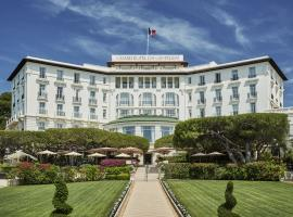 Grand-Hôtel du Cap-Ferrat, A Four Seasons Hotel, hotel near Cap Ferrat Lighthouse, Saint-Jean-Cap-Ferrat