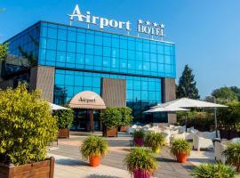 Airport Hotel Bergamo, hotel near Orio Al Serio International Airport - BGY,