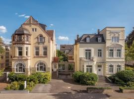 Boutiquehotel Dreesen - Villa Godesberg, pet-friendly hotel in Bonn