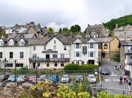 The Commodore Inn, hotel in Grange Over Sands