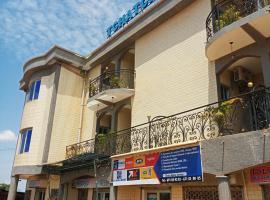 Tchatcha Hotel, hotel v destinaci Yaoundé