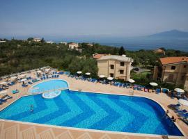 Grand Hotel Vesuvio, accessible hotel in Sorrento