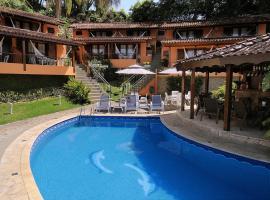 Pousada Do Forte, holiday rental in Paraty