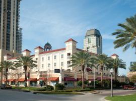 Hampton Inn & Suites St. Petersburg/Downtown, hotel near Treasure Island Golf Tennis Recreation Center, St Petersburg