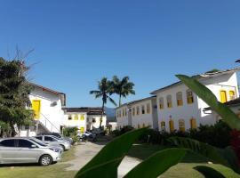 Pousada Fortaleza, hotel em Paraty