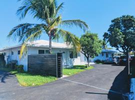 Vacation Villa - Water Access & Water Sports, hotel near Wilton Manors center, Fort Lauderdale