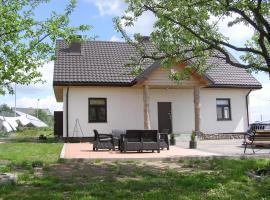 Dom Piotra – hotel w pobliżu miejsca Biebrzański Park Narodowy w mieście Goniadz