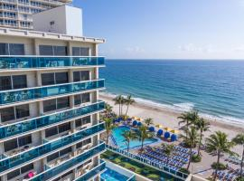 Ocean Sky Hotel & Resort, hotel in Fort Lauderdale