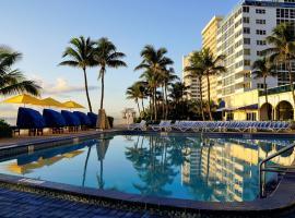 Ocean Sky Hotel & Resort, hotel in Fort Lauderdale