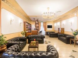 Hotel Villa Rosa, hotel in Rome