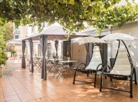 Hotel Villa Rosa, מלון ברומא