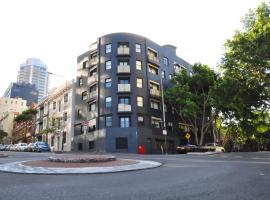 Annam Serviced Apartments, íbúðahótel í Sydney