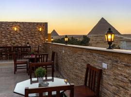 Pyramids Village Inn, inn in Cairo