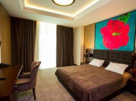AZPETROL HOTEL QUSAR, hotel em Qusar