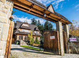 Rezydencja Górska z sauną – hotel w mieście Kościelisko