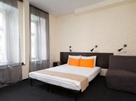 Station Hotel M19, отель в Санкт-Петербурге