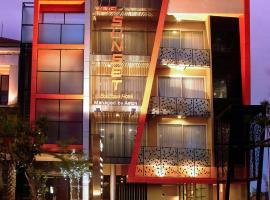 100 Sunset Boutique, hotel near Dewa Ruci Roundabout, Kuta