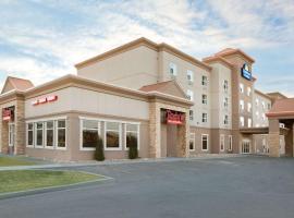 Days Inn & Suites by Wyndham Edmonton Airport, hotel em Leduc