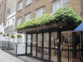 Mabledon Court Hotel, hotel in Kings Cross St Pancras, London
