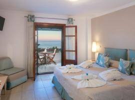 Magic Hotel, romantic hotel in Agia Paraskevi