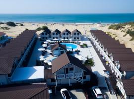 Hotel White beach All Inclusive, hotel in Anapa