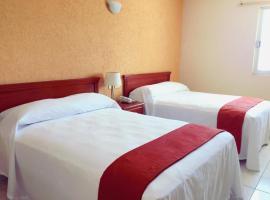 Hotel Villa Campeche, hotel en Campeche
