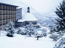 Parador de Vielha, hotel in Vielha