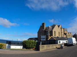 GOLF View Hotel & Macintosh Restaraunt, hotel in Lossiemouth