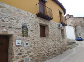 Casa Rural El Caño de Abajo, chalet de montaña en Aldeanueva del Camino