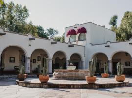 Mesón Real de Plata - Adults Only, hotel en Querétaro