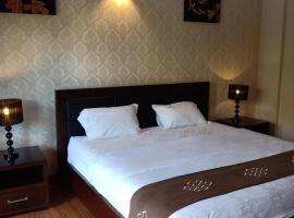 Srirama Villa, apartment in Legian