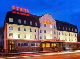 Berlin Hotel, hotel en Kaliningrado