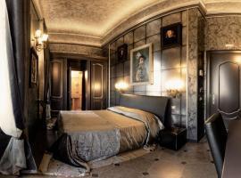 Antica Dimora Delle Cinque Lune, hotel in Navona, Rome