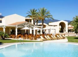 Le Spiagge di San Pietro Resort, hotel in Castiadas