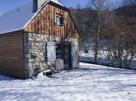 Les chalets d'Arrens, cottage in Arrens-Marsous