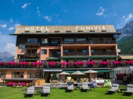 Hotel Funivia, hotel a Bormio