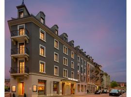Trip Inn Zurich Hotel, hotel in Zürich