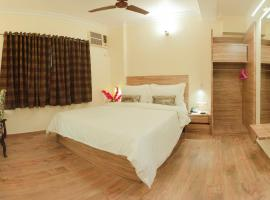 Emerald Suites, self catering accommodation in Kolkata