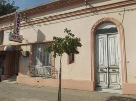 Hotel Danaly, hotel in Salto