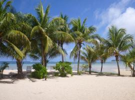 Jamelah Beach Guest House, vacation rental in Anse aux Pins