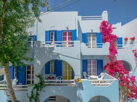 Galazia Studios, apartment in Naxos Chora