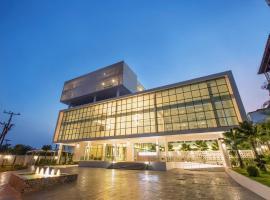 Paragon Grand Resort, hotel near Pattaya Outlet Mall, Jomtien Beach