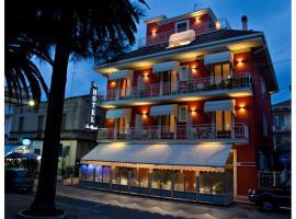 Hotel lo Squalo, отель в городе Гроттаммаре