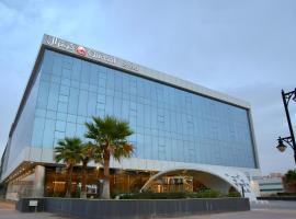 Quetzal Aparthotel, hotel em Riyadh